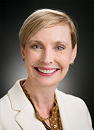 Dr. Emily Volk, University Health System Senior Vice President of Clinical Services.