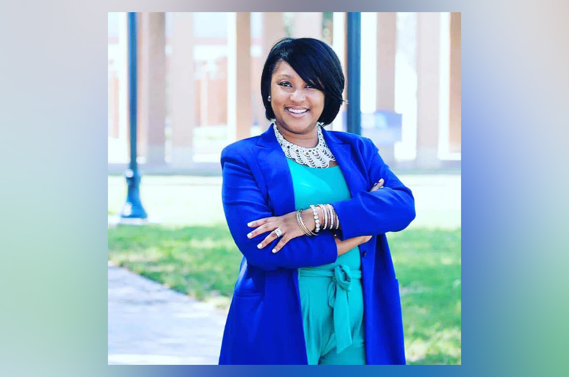 Alicia Perry has been elected to serve the SAISD Board for District 2.