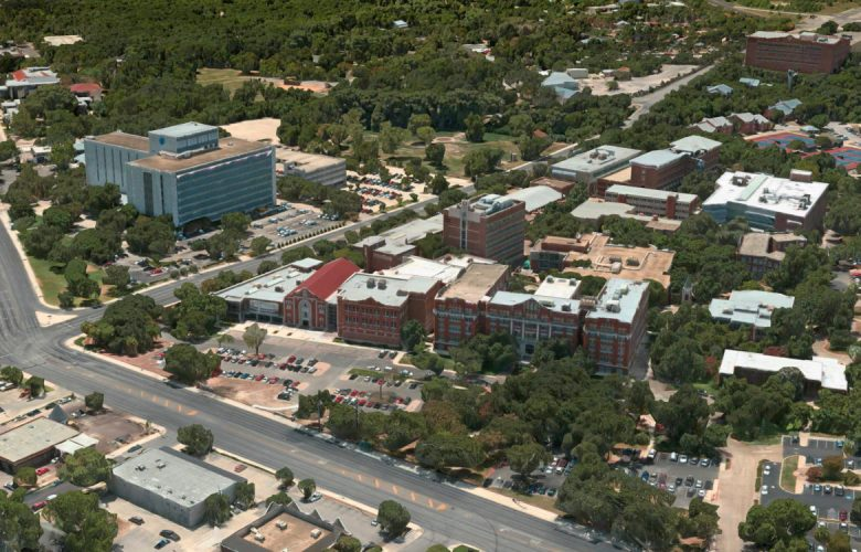 The University of the Incarnate Word has agreed to purchase the AT&T building located across Hildebrand on Broadway.
