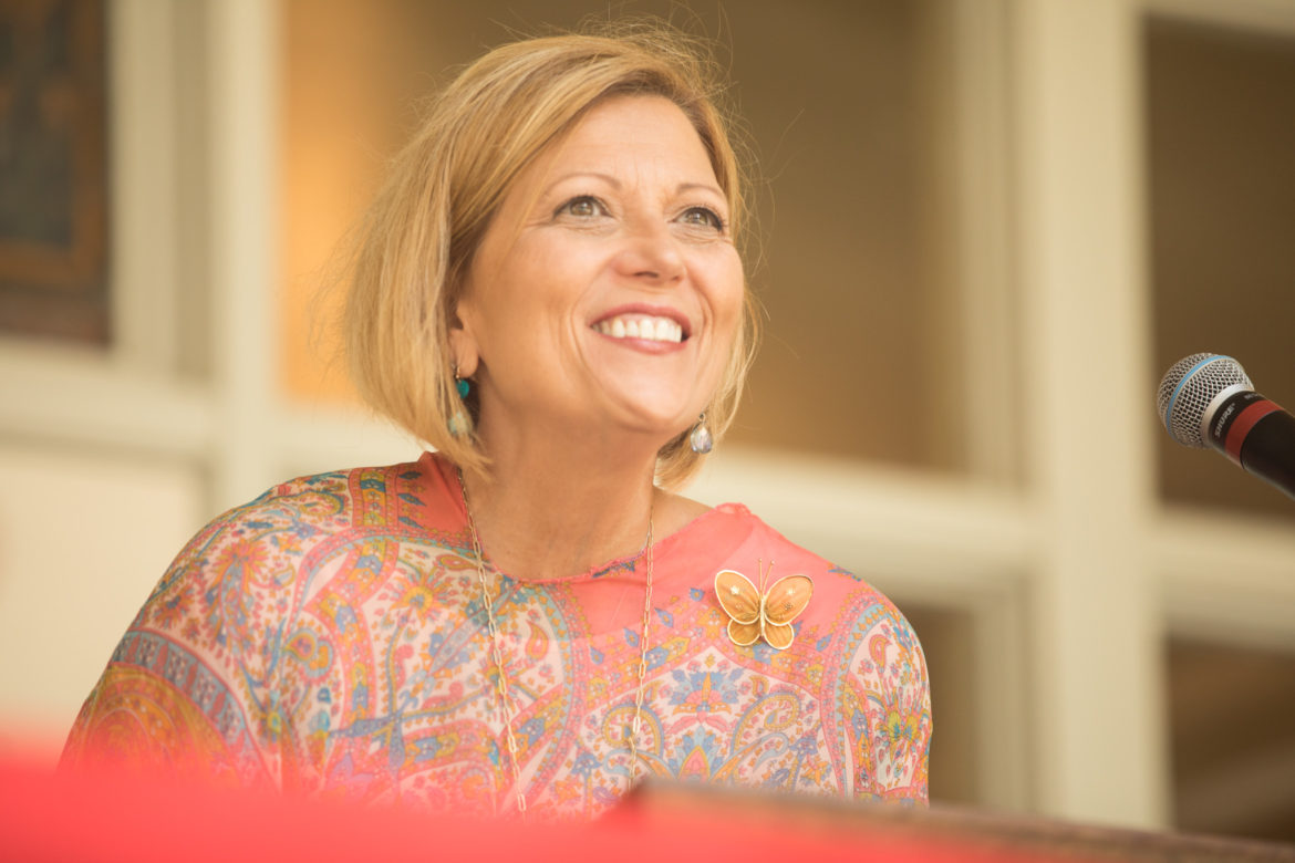 Providence Place President and CEO Judith Bell