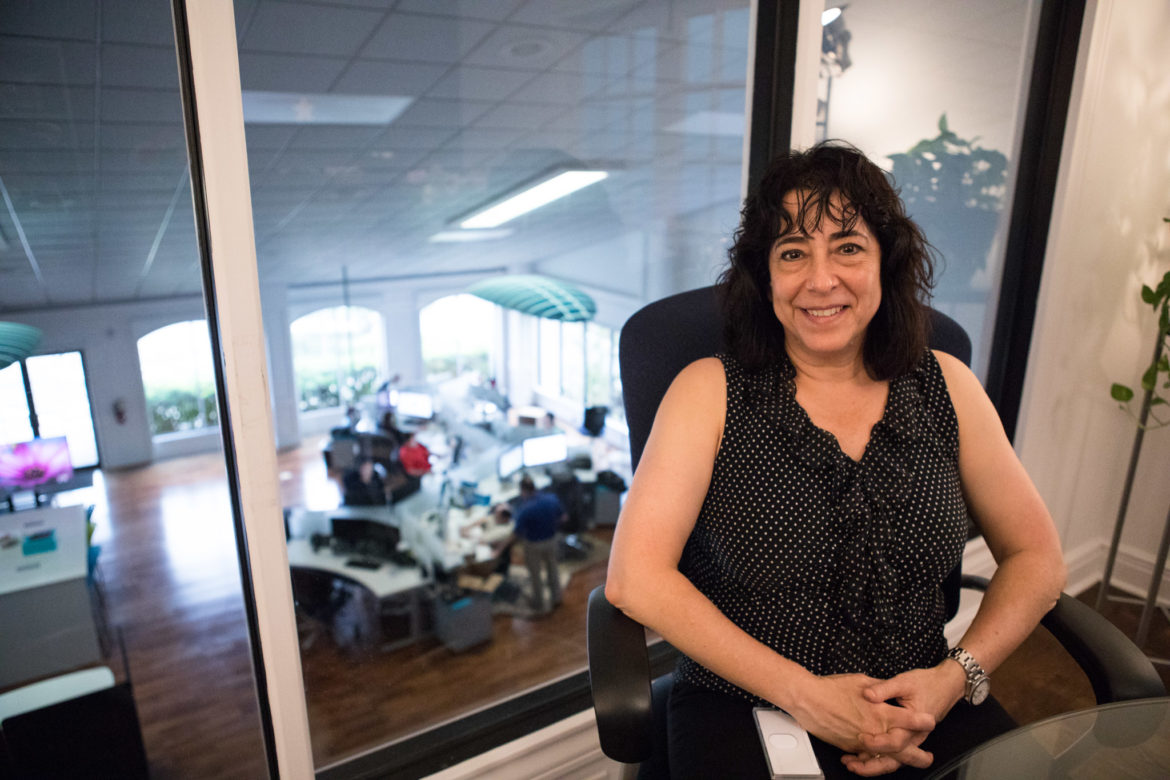 Elaine Mendoza is founder, President, and CEO of Conceptual MindWorks, Inc.