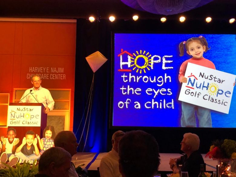 Brad Barron CEO and President of NuStar Energy.