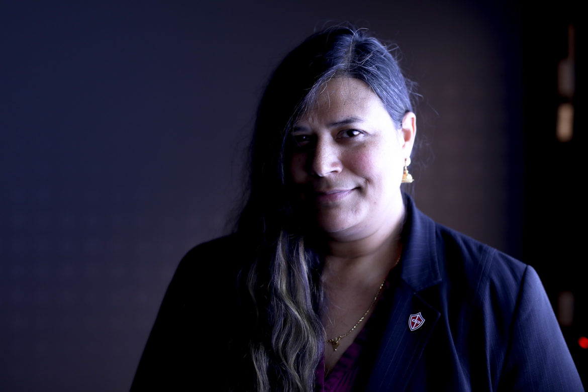 Jen Combs, managing director AFS Security Group