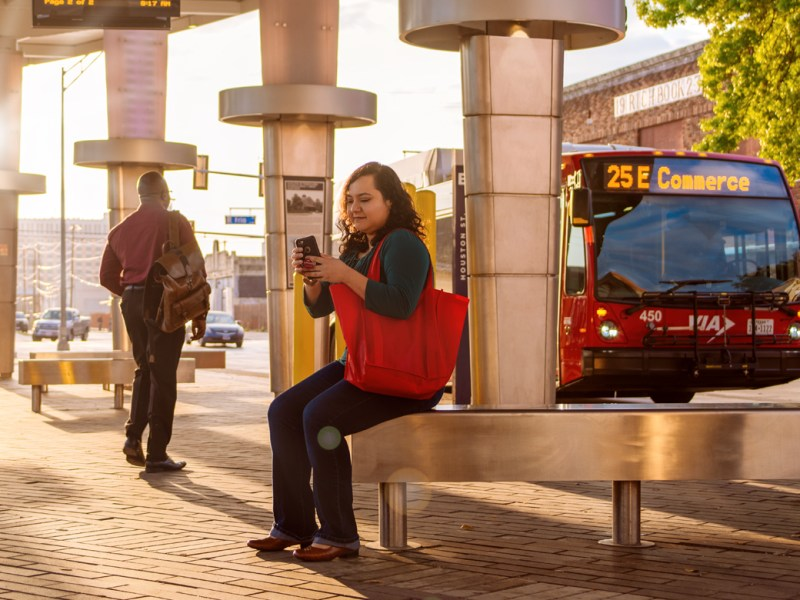 The VIA Reimagined Plan outlines options for a Better Bus System with Smart Transit solutions while building an Advanced Rapid Transit Network.