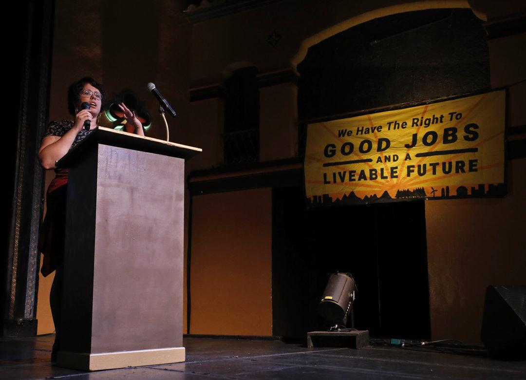 Briauna Barrera, Organizer for Public Citizen