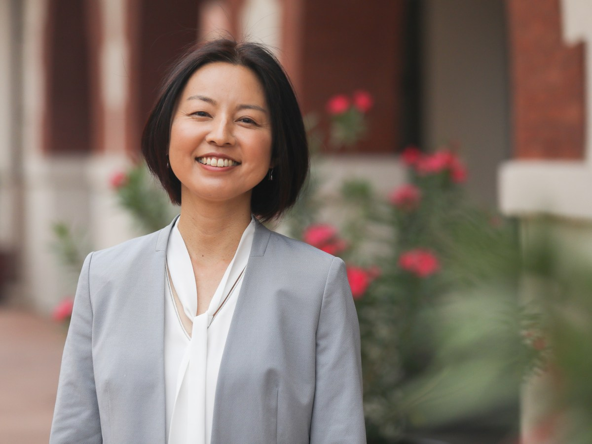 Akiko Fujimoto is the newly announced director of the Mid-Texas Symphony.