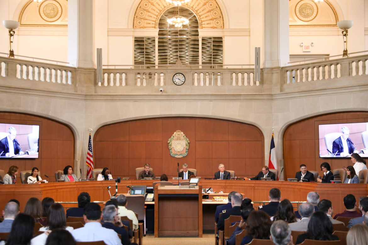 The newly formed San Antonio City Council meet for the first time in A-Session after the June elections.