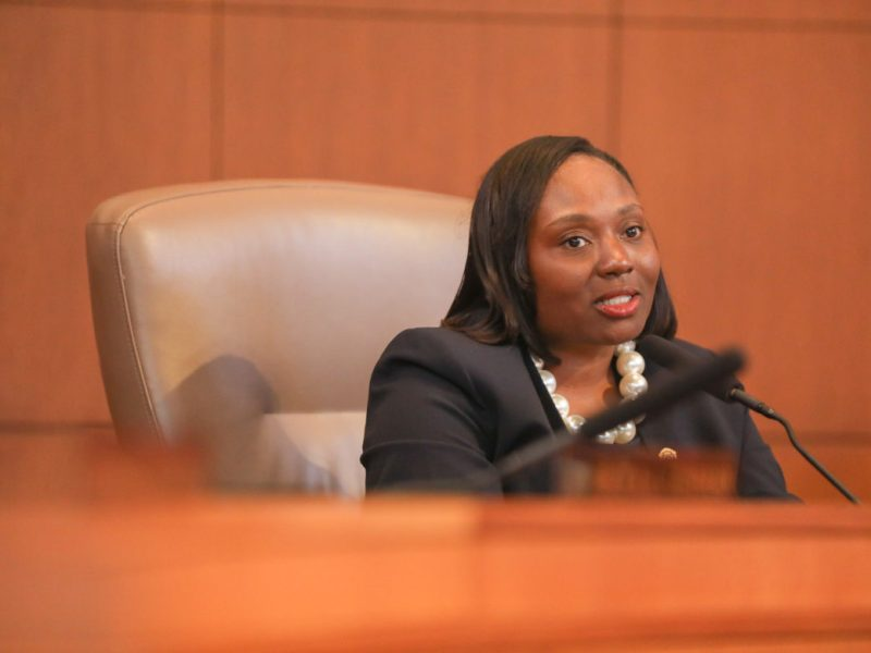 Councilwoman Jada Andrews-Sullivan (D2)