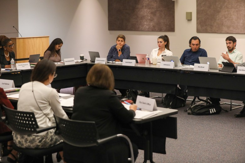 The Paid Sick Leave Commission meets following the release and passage of an ordinance.