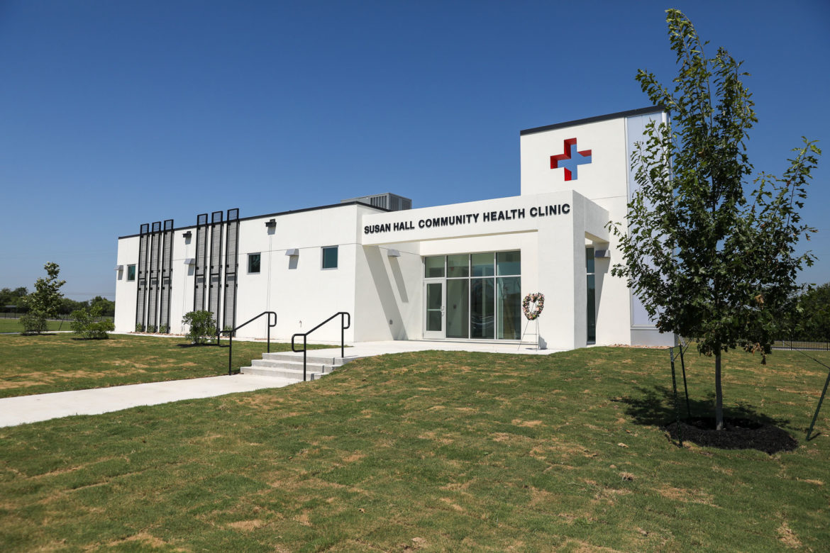 The Susan Hall Community Health Clinic will be operational starting with the new school year.
