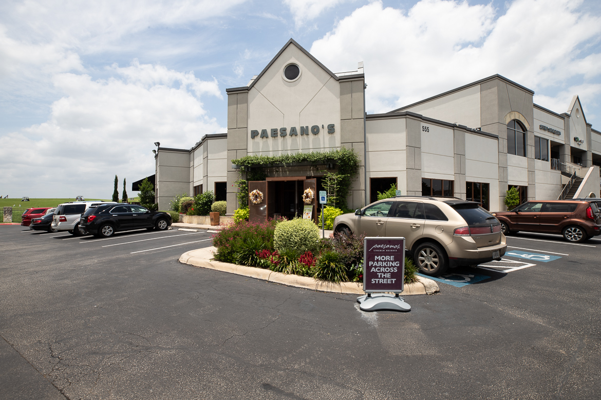 Paesano's Restaurant at Lincoln Heights on June 21, 2019