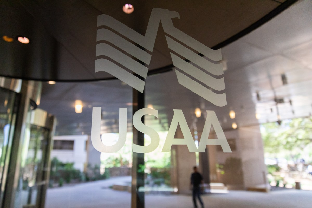 """USAA launches a slew of new employee benefits including childcare reimbursement, paid leave for """"family events,"""" and more than a 30% raise for the company's lowest-paid employees."""