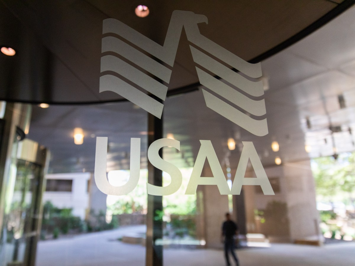 USAA is headquartered in San Antonio and employs 34,000 workers worldwide.
