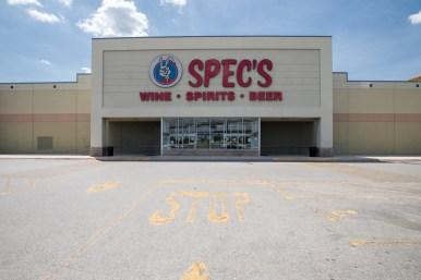 Spec's liquor store
