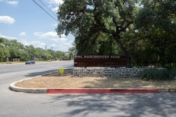 Phil Hardberger Park is close by the Deerfield community.