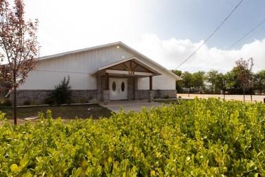 The Olivareses attend El Buen Pastor Apostolic Church located at 138 Jasmine Ln.