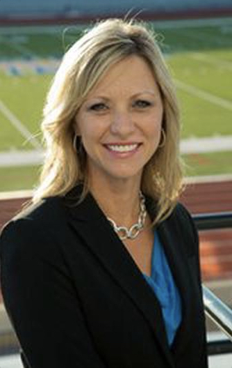 Former Alamo Heights Athletic Director Jennifer Roland
