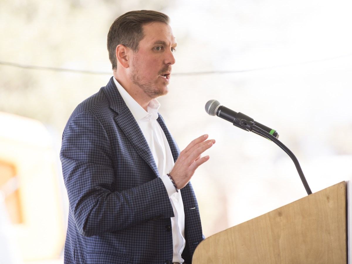 Peter J. Holt, CEO of Holt Cat and Spurs Sports & Entertainment Chairman Peter J. Holt was promoted to managing partner, Friday.