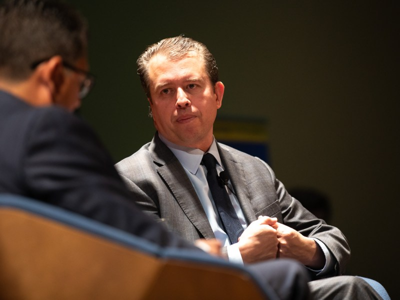 San Antonio ISD Superintendent Pedro Martinez (pictured here), SAISD trustee Christina Martinez, and Blue Ribbon Committee co-chair Victoria Moreno-Herrera will join San Antonio Report Education Reporter Emily Donaldson to talk about the district's $1.3 billion bond proposal.