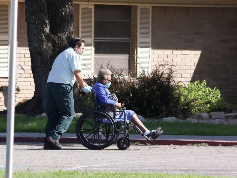 Coronavirus fatalities continue to hit nursing home residents in the San Antonio area.