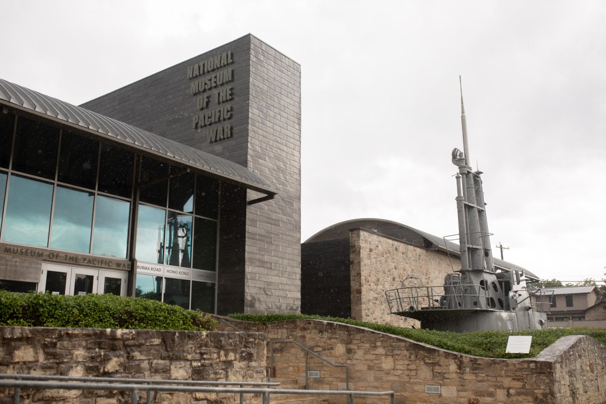 The National Museum of the Pacific War in Fredericksburg is set to reopen on May 15.