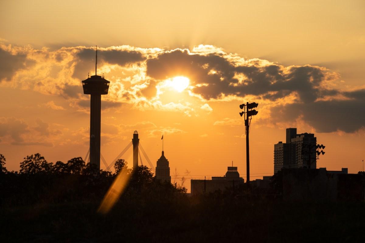 The American Community Survey estimates San Antonio grew by 33,000 people from 2018 to 2019.
