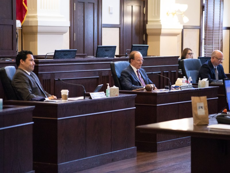 Bexar County Commissioners Court will meet this month to discuss the use of federal COVID-19 relief dollars.