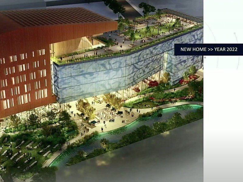 Matrix will move into UTSA's School of Data Science in 2022, where it will be an integrated research unit. Currently it is operating out of the North Paseo Building on UTSA's main campus. @bonnie