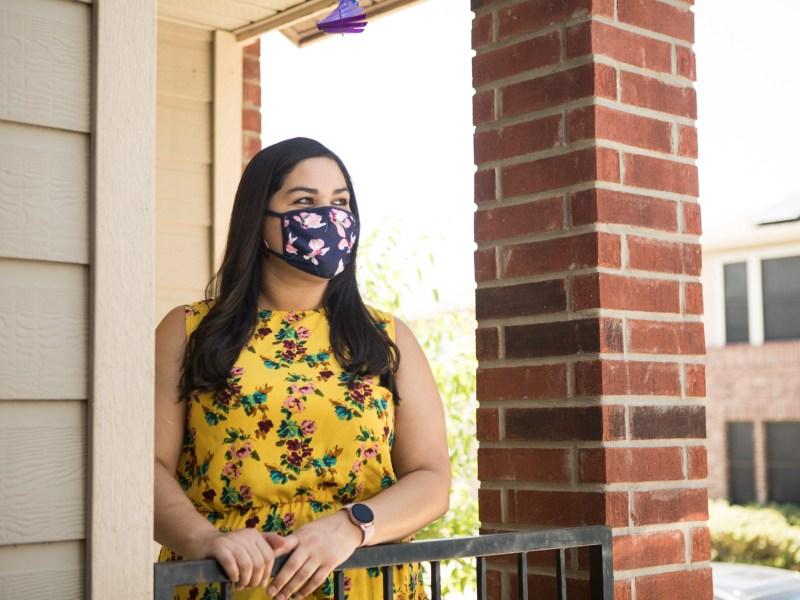 Alamo Heights High School teacher Alysha Garcia.