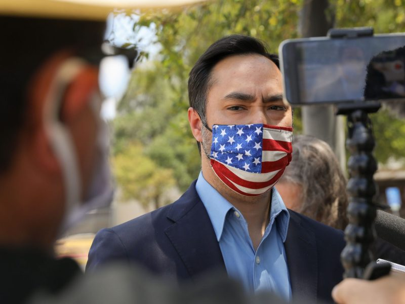 By running for chairmanship, U.S. Rep. Joaquin Castro aimed to leapfrog several more senior members of the committee.