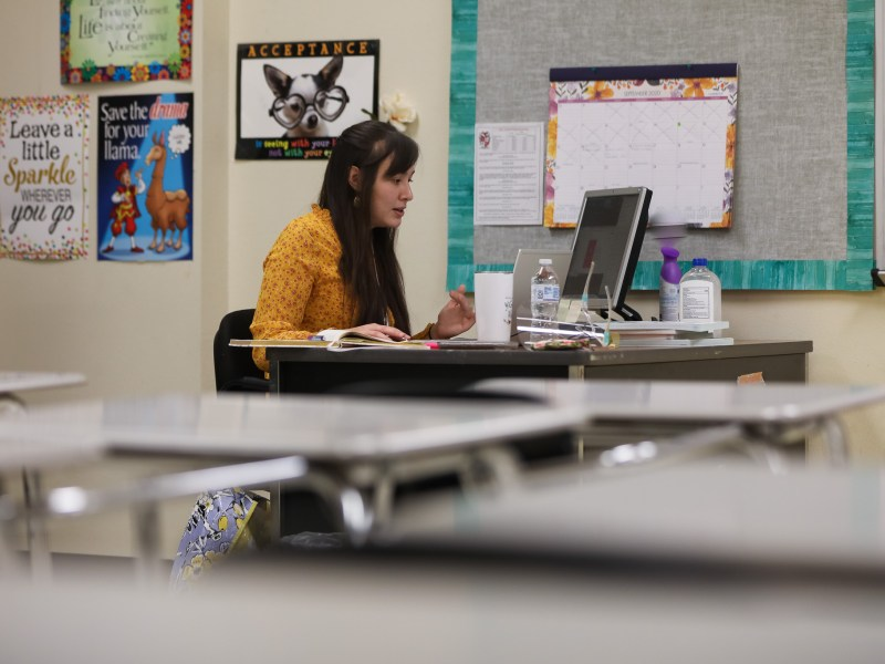 Students will no longer be able to take hybrid classes since the state will not receive funding to support remote learning.