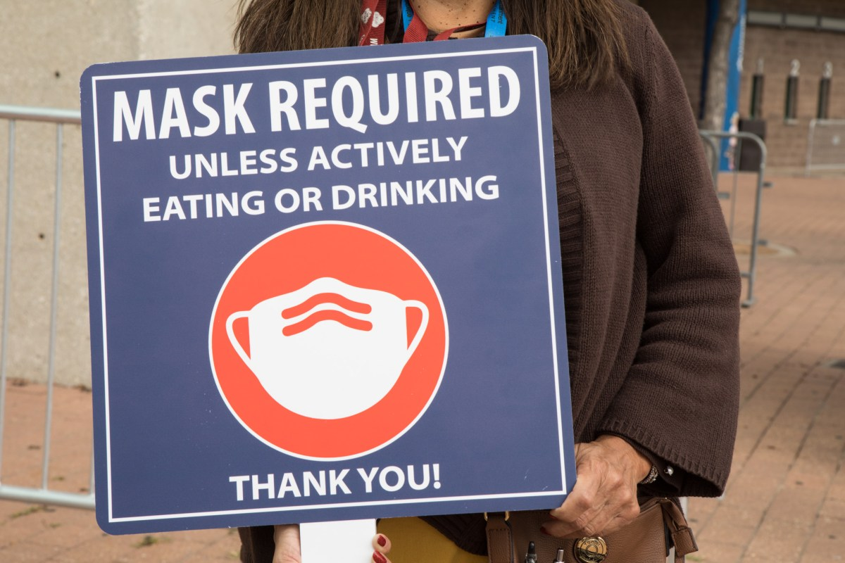 A new CDC study suggests wearing tight-fitting or multiple masks can more effectively reduce coronavirus transmission.