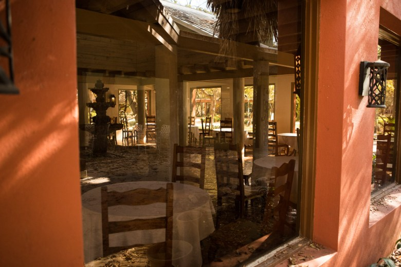 Los Patios was purchased by new owners. Photos taken on December 4, 2020.