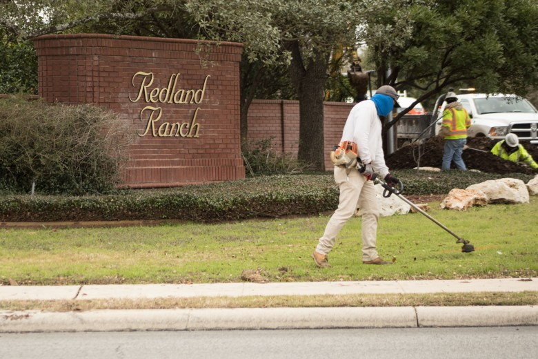 Where I Live: Redland Springs by Councilman Clayton Perry (D10). Photos taken on January 11, 2021.