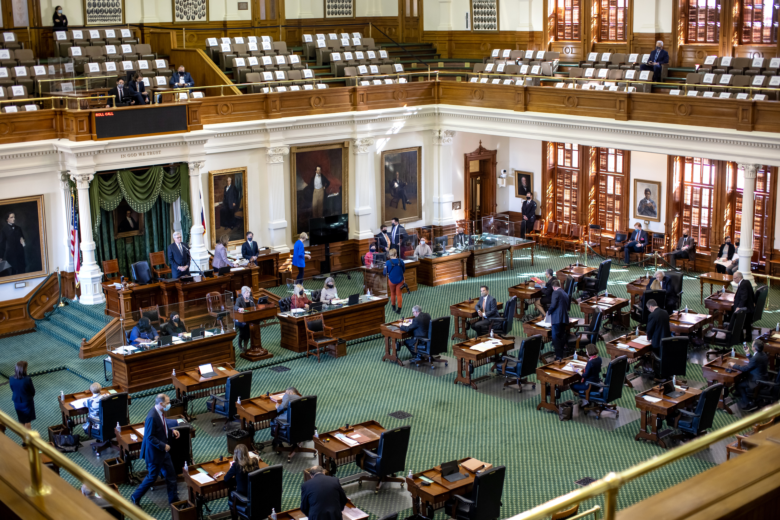 """The bill states that the Texas Public Utility Commission """"has all necessary authority"""" to order the Electric Reliability Council of Texas to reprice billions in charges after the state's power grid operator imposed a cap on electricity prices during the winter storm."""