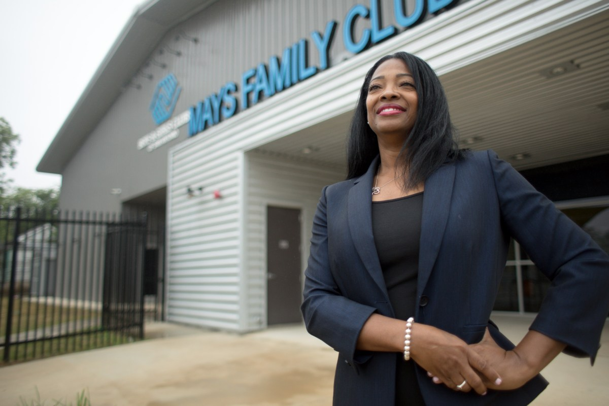 Andre Gannane is the new CEO of the Boys & Girls Club of San Antonio.