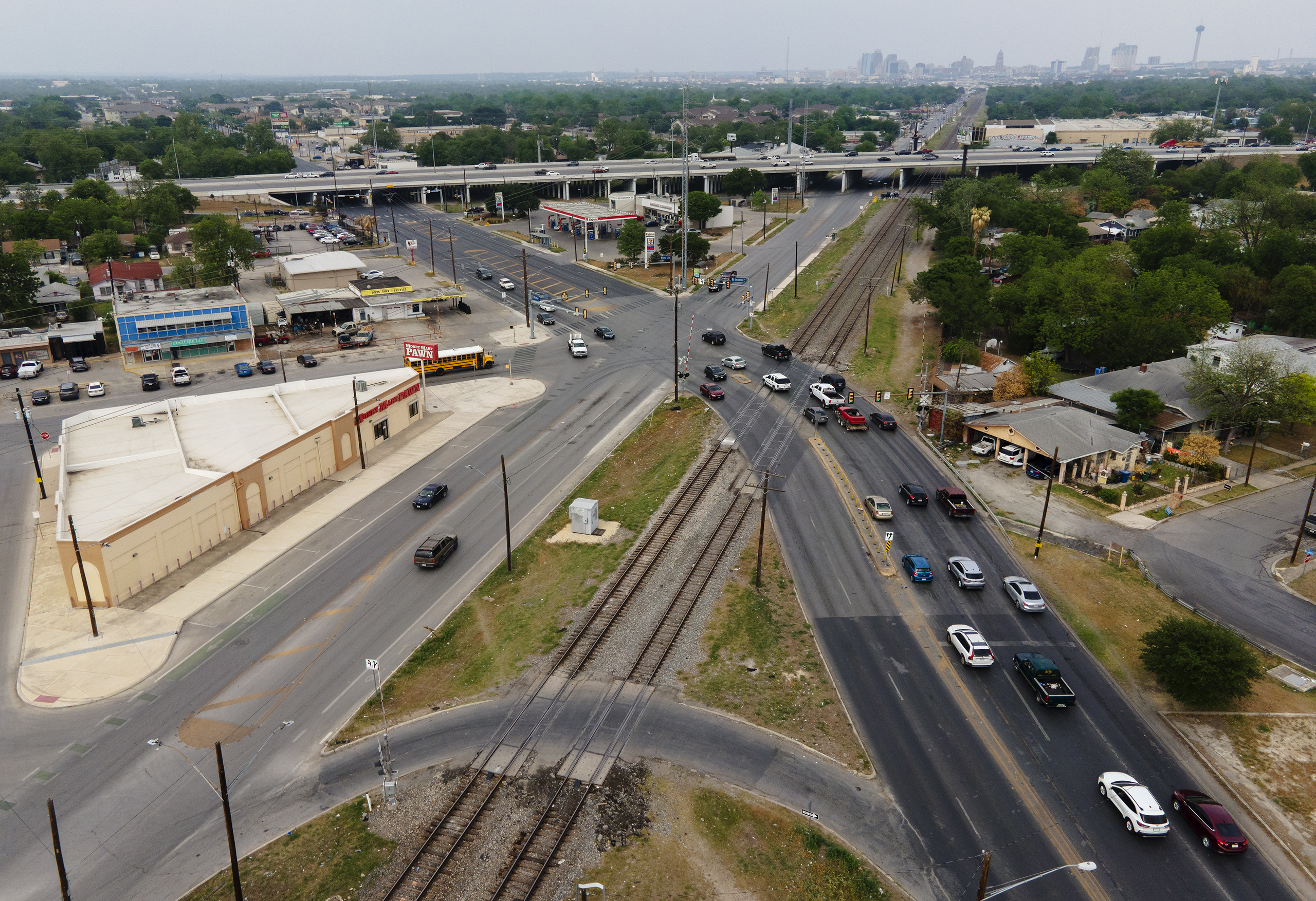 San Antonio prepare for federal infrastructure funding opportunities