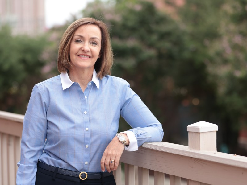 San Antonio Report Managing Editor Wendy Lane Cook