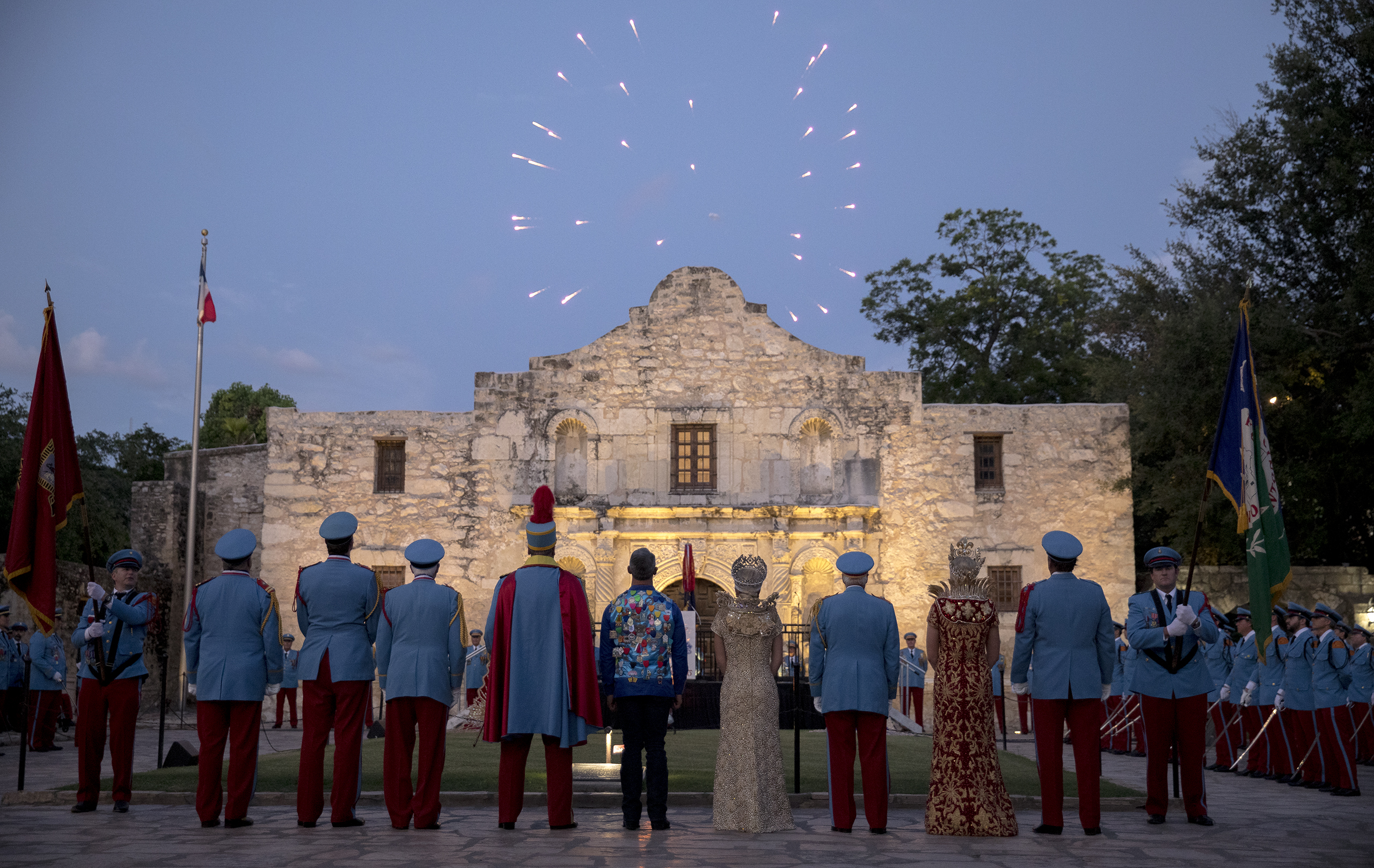 We should be fighting for the history of the Alamo, not about it