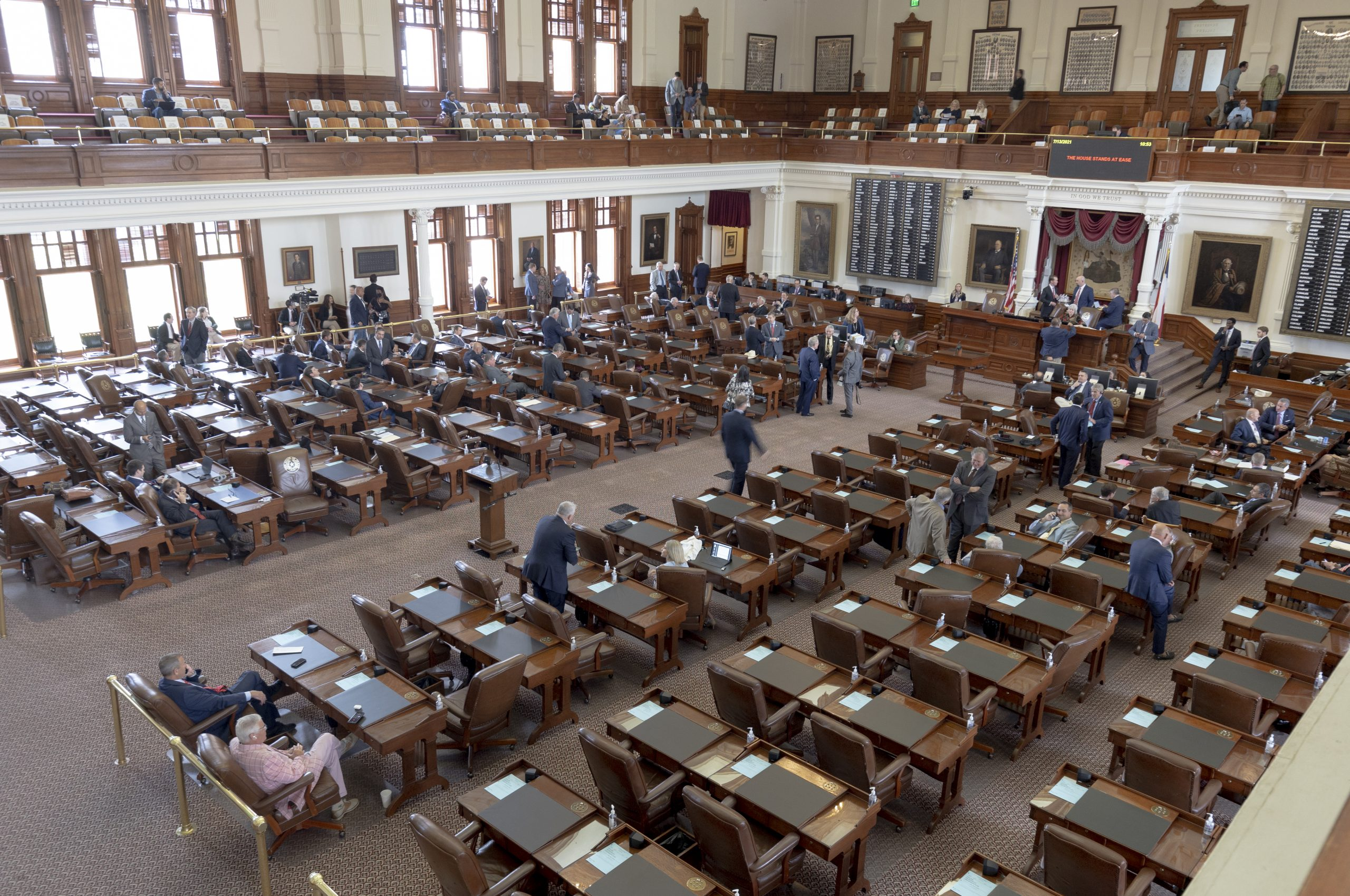Texas voting bills explained: What they would do and how it would play out at the polls