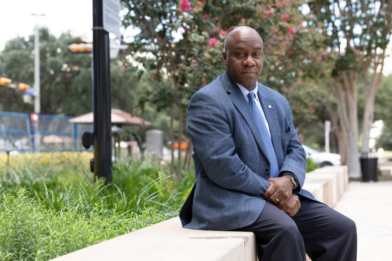 Claude Jacob, director of the Metropolitan Health District