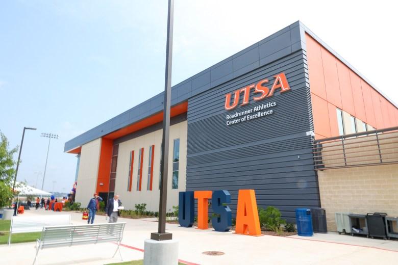 The UTSA Roadrunner Athletics Center of Excellence