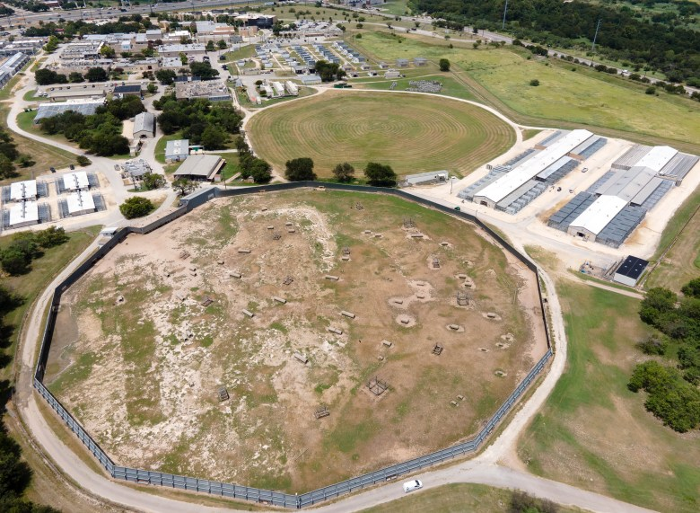 Texas Biomed has adjusted its plans for its new primate facility in response to February's winter storm that caused several primates to lose toes and tips of tails. The new facility will be built above the current enclosed, open-air yard.