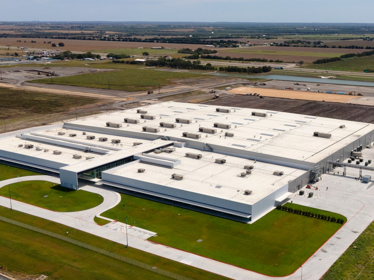 AW Texas' brand new factory near Cibolo aims to produce over 200,000 vehicle transmissions every year.