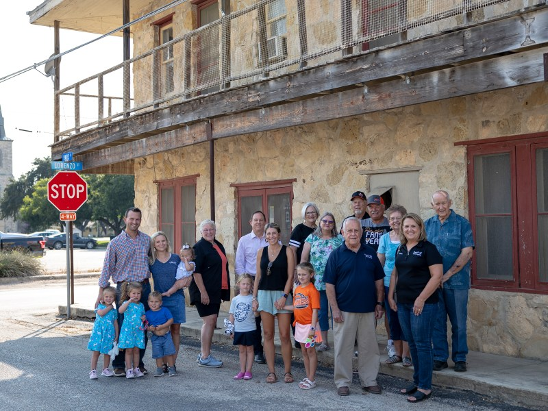 Members of the Old Town Castroville Revitalization Initiative aim to create a district to attract businesses, new residents and visitors.