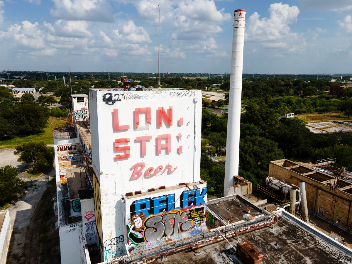 Portions of the old Lone Star building will be demolished to make way for redevelopments.