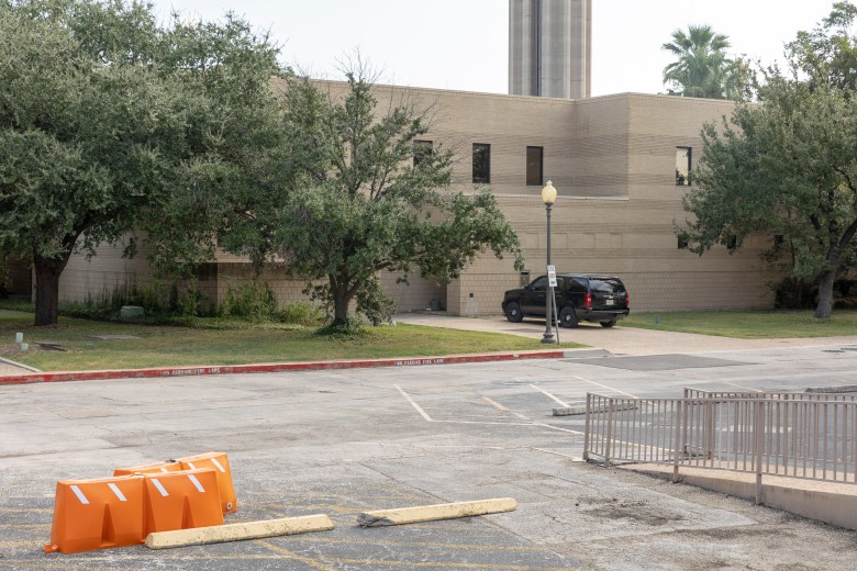 The San Antonio Park Police are asking to move into a larger building at Hemisfair as they have outgrown their current facilities next door.