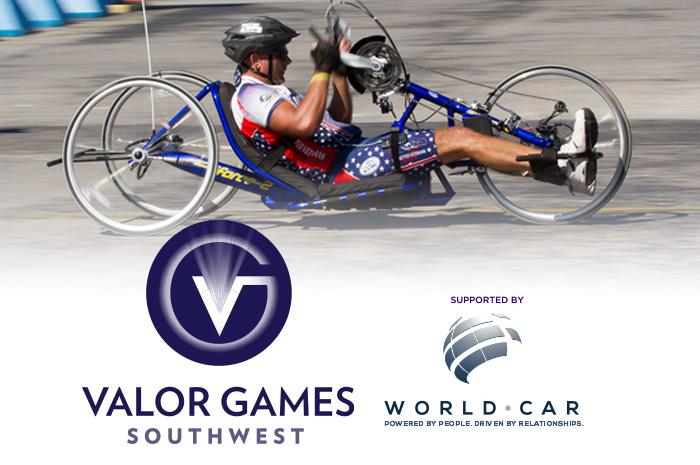 Valor Games Southwest presented by World Car