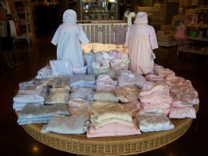Photo of baby wear at Bambino's Boutique