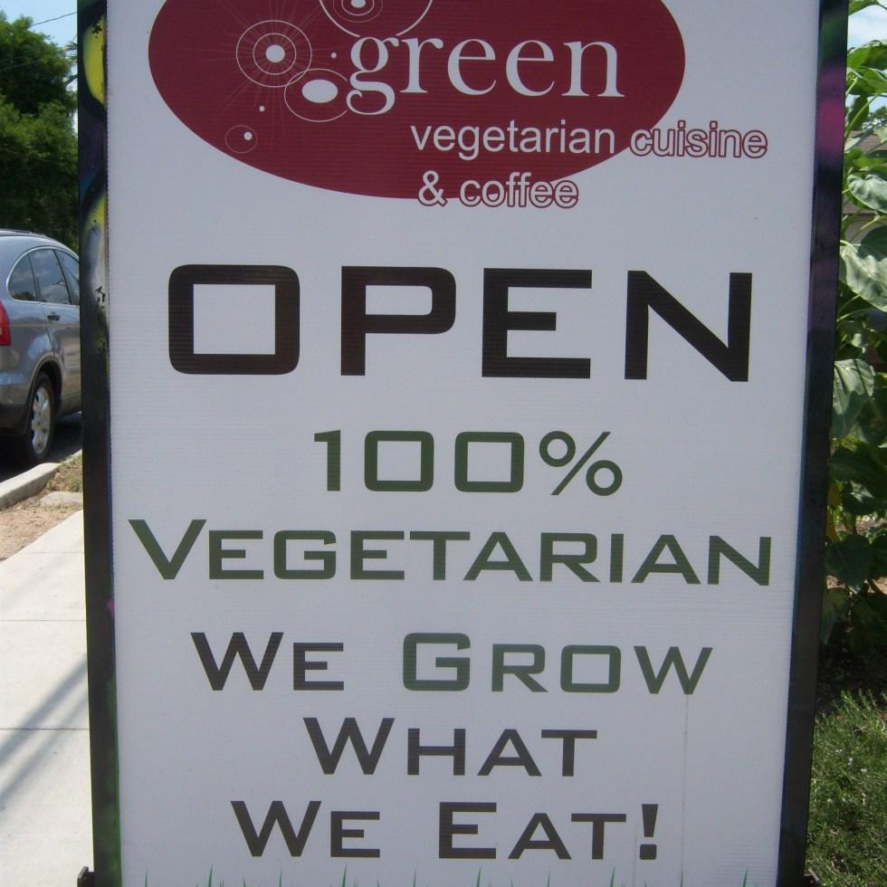 Green Vegetarian Cuisine